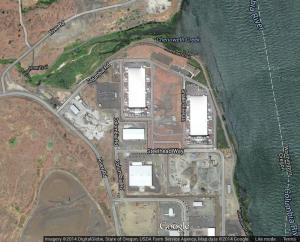 Google Oregon Data Center